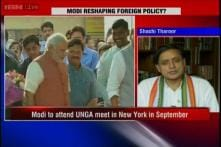 My comments on Modi have been misrepresented: Shashi Tharoor