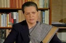 Sonia Gandhi expresses grief over Rajdhani accident