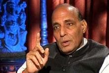 Too early to blame Maoists for derailment says Rajnath Singh