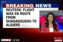 Algeria loses contact with Air Algerie aircraft with 116 people on board