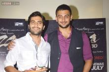 When Arunoday Singh almost axed newcomer Akshay Oberoi's head