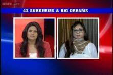 Help acid attack survivor Monica Singh realise her dream