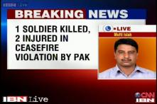 J&K: Ceasefire violation by Pak in Akhnoor sector, 1 soldier killed