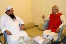 PIL filed against Vaidik over his meeting with Hafiz Saeed