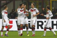 World Cup, France v Germany Quarterfinal: as it happened