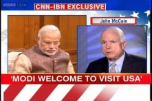 Reports of BJP being spied upon by NSA embarrassing, says US Senator John McCain
