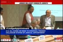 Centre starts preparation to change collegium system to appoint judges