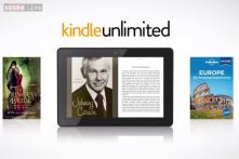 Amazon launches Kindle Unlimited e-book subscription plan