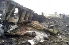 Malaysian airliner downed in Ukraine war zone, 295 reported dead
