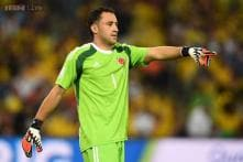 Arsenal sign Colombia goalkeeper David Ospina