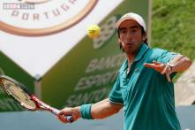 Qualifier Pablo Cuevas upsets Andreas Seppi in Umag 2nd round