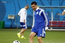 Di Maria expected back at Real for training, says Carlo Ancelotti