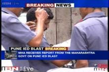 Pune blast: CCTV footage recovered, no suspect narrowed down yet
