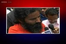 Ramdev takes students to Gangotri despite alert, stranded due to heavy rains