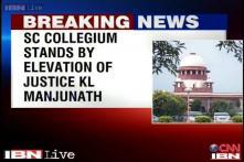 Centre's objection to Manjunath's elevation as Punjab & Haryana HC CJ baseless: SC collegium