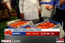 Rising tomatoes prices push kitchen budget into the red