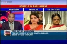 TMC, BJP scuffle in Lok Sabha: Who is to be blamed?