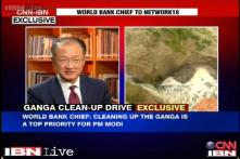 World Bank President promises to help India in cleaning river Ganga
