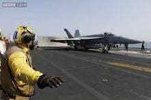 US says conducts air strikes in Iraq near Arbil and Mosul dam