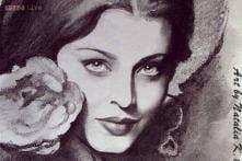 Snapshot: Amitabh Bachchan shares 'exquisite paintings' of Aishwarya Rai on Facebook