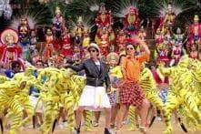 Shah Rukh Khan thanks Rohit Shetty and Deepika Padukone as 'Chennai Express' completes a year