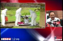 No Ebola case reported in India, no need for panic: Harsh Vardhan