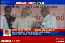 Haryana CM shouted down by Modi supporters at public event, vows to never share stage with PM