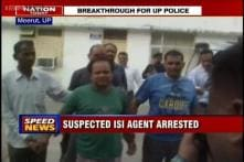 UP Police arrests suspected ISI agent in Meerut, recovers key Army documents