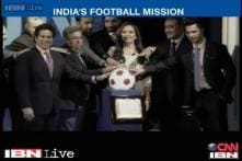 Indian Super League launched in a star-studded ceremony