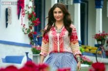 A hero's heroine: Kareena Kapoor in 'Singham Returns' doesn't blush, eats to her heart's content and doesn't need to be saved