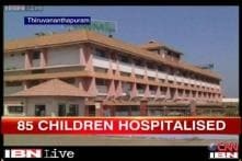 85 children hospitalised after gas leak at a Kerala factory, plant shut down till further notice