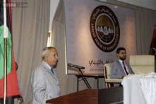 Libya's new parliament calls for unity, militia factions battle on