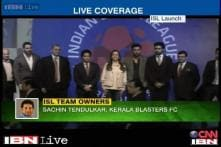 Football: Indian Super League officialy launched
