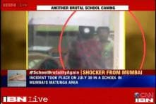 Caught on camera: Teacher canes 8-year-old differently-abled child