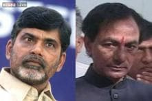 CMs of Telangana, Andhra Pradesh hold talks to sort out differences