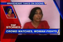 News 360: Braveheart takes on hecklers who assaulted her husband