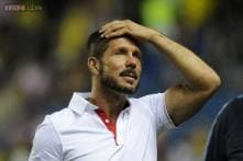Atletico coach still believes league title defence impossible