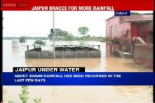 Rajasthan: Floods hit several areas, Met says rains will continue