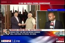 Indigo inks deal with China bank, will finance 30 planes