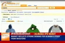 Alibaba secures its place in history as largest US-listed IPO of all time