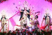 Durga Puja pandals in UP raise issue of crime against women