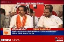 Maharashtra: Dethroning Congress-NCP our first priority, says BJP as ties with Shiv Sena look shaky