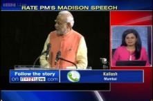 Watch: Viewers react to PM Modi's Madison Square Garden speech