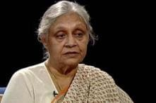 Delhi: Congress disapproves of Sheila Dikshit's remarks backing BJP