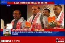 Home Minister, Law Minister to discuss expedition of trials against MPs facing criminal charges