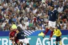 Spain's rebuilding off to bad start after 1-0 loss to France