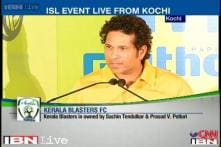 Kerala Blasters' yellow jersey stands for determination and faith, says Sachin