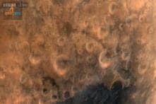 Mangalyaan clicks and sends the first image of Mars