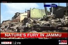 Nature's fury in Jammu leaves thousands homeless