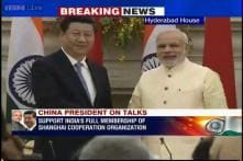 Modi says must resolve incursion issue soon, Xi assures China determined to finding a solution